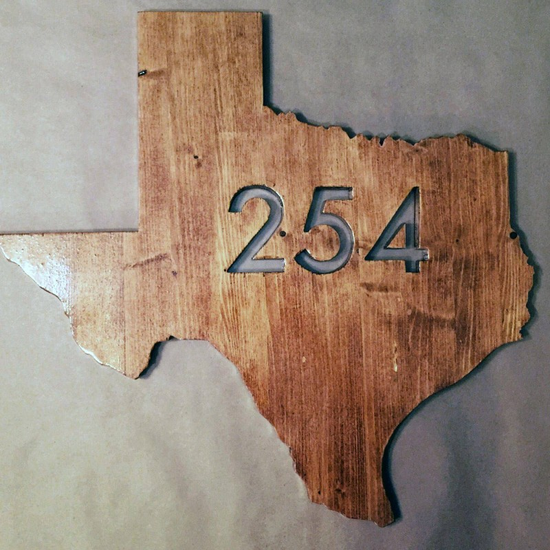 Texas Wall Art Unique To Your Home.