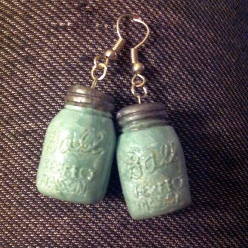 Texas Mason Earrings
